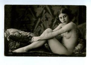 129054 NUDE Woman BELLE Vintage PHOTO OM France #1070 PC