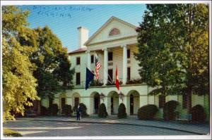 VA - Williamsburg. Williamsburg Inn