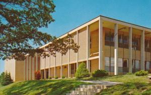 North Carolina Asheville Administration Building Asheville-Biltmore College