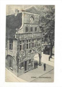 Kanzleigebaude, Lübeck (Schleswig-Holstein), Germany, 1900-1910s