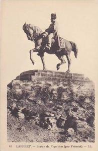 LAFFREY, Statue de Napoleon (par Fremiet), Isere, France, 10-20s