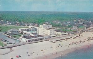 REHOBOTH BEACH, Delaware, 1940-1960's; The New Henlopen Hotel And Motor Lodge