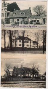 3 - Washington's Headquarters, NJ & PA