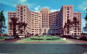 New York Buffalo Veterans Hospital