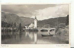 Solvenia? Postcard - Sv.Janez ob Boh Jezeru - Ref TZ10041