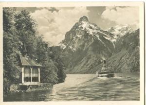 Switzerland, Lake of Lucerne (Uri Branch) Tell Chapel, Mini Photo