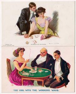 Gambling, Playing Cards, 1 by Alomzo Kimball