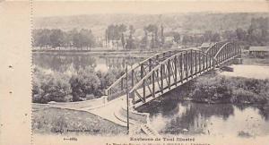 Toul , Meurthe-et-Moselle department , France , 00-10s : Le Pont de Fer sur l...