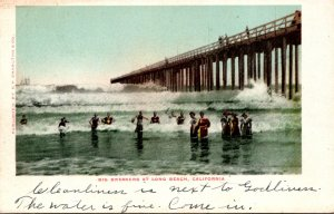 California Long Beach Big Breakers