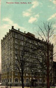 USA Touraine Hotel Buffalo N.Y 02.63