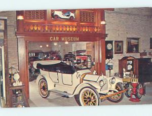 Unused Pre-1980 ANTIQUE CAR MUSEUM Gaylord Michigan MI hs9474