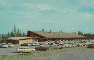 YELLOWSTONE National Park , 1950-60s ; Canyon Lodge Admin Bldg & Mn Lodge
