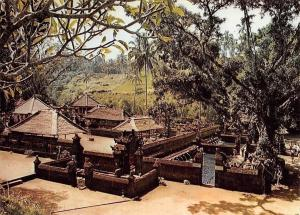 Indonesia Island of Bali Public Bathing Place at Tampaksiring
