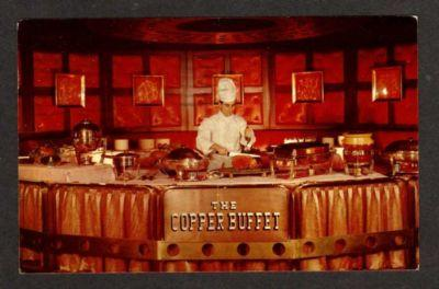 Magnificent Ny Copper Buffet Hotel Statler Buffalo New York Pc Hippostcard Download Free Architecture Designs Scobabritishbridgeorg