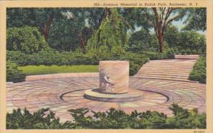 New York Rochester Eastman Memorial In Kodak Park Curteich