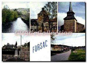 Postcard Modern Fursac