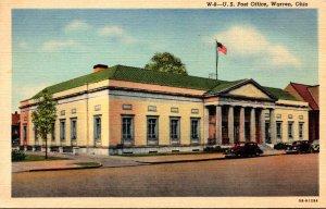 Ohio Warren Post Office 1940 Curteich