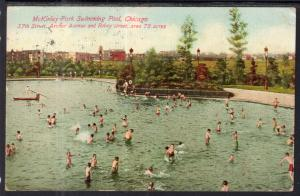 McKinley Park Swimming Pool,Chicago,IL