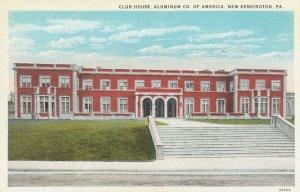 NEW KENSINGTON , Pa, 1910-30s ; Aluminum Co. of America Club House