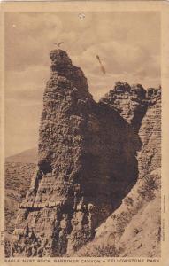 Eagle Nest Rock,Gardiner Canyon,Yellowstone Park,Wyoming,00-10s