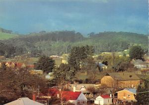 Australia Overlooking Hahndorf S.A General view Panorama
