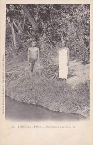 Madagascar Fort Dauphin Bourjane et se ramatoa