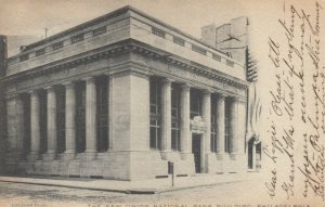 PHILADELPHIA, Pennsylvania, 1900-10s; The New Union National Bank Building