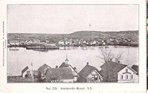 No. 235 Annapolis Royal NS