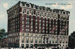 Connecticut New Haven The Hotel Taft 1912