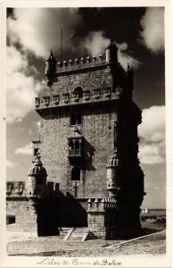 CPA AK LISBOA - Torre de Belem PORTUGAL (760214)