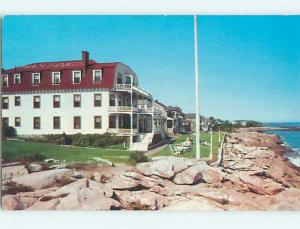 Unused Pre-1980 HASTINGS - LYMAN HOTEL York Beach Maine ME Q4973
