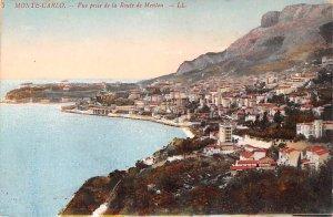 Route de Menton Monte Carlo Unused
