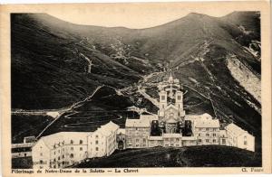 CPA Pélérinage de Notre-Dame de la SALETTE - La Chevet (296278)