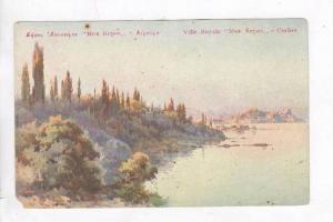 Ville Royale  Mons Repos , - Corfu, Greece, 00-10s