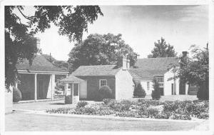 Little Rock Arkansas~Noland House (Capitol of AR Territory)~c1920s Postcard