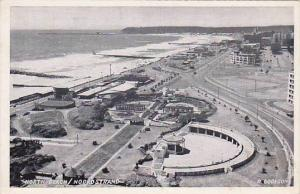 RP; Aerial View, North Beach/ Noordstrand, Germany, 10-20s