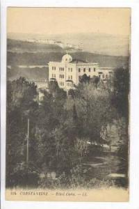 LCONSTANTINE, Algeria, 00-10s hotel Cirta