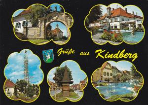 Greetings Gruesse aus Kindberg Austria Multi View