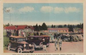 CALLANDER , Ontario , 1930s ; Dafoe Hospital & Play House of  Dionne Quintuplets
