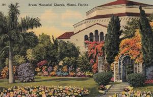 Miami , Florida , 30-40s ; Bryan Memorial Church