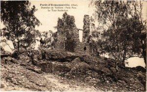 CPA Ermenonville- Domaine de Valliere, La Tour Rochefort FRANCE (1020472)