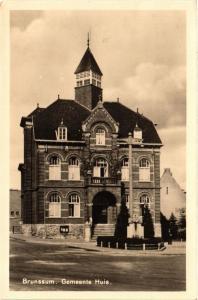 CPA Brunssum Gemeente Huis NETHERLANDS (728427)