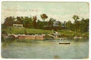 Scene In Glen Oak Park, Peoria, Illinois, 00-10s