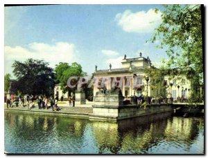 Postcard Modern Warszawa
