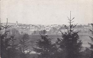 General View, Počátky, Czech Republic, 1900-1910s