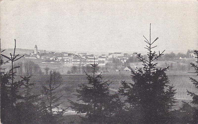 General View, Počátky, Czech Republic, 1900-1910s