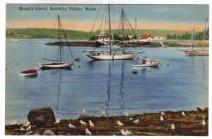 Boothbay Harbor, Maine, Marsh's Island
