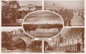 RP, Multi-Views, Aberdeen, Scotland, 1920-40s