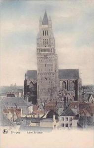 Belgium Bruges Saint Sauveur