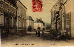 CPA Dance Orne - Route de Noce (800468)